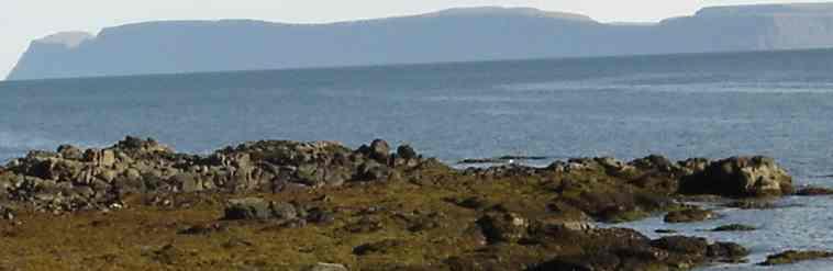 She - Ísafjarðardjúp séð frá Súðavíkurhlíð - Hausmynd